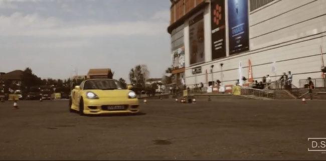 2 этап кубка РК по скоростному фигурному вождению